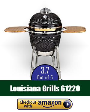 Louisiana grills: best kamado grill from Louisiana