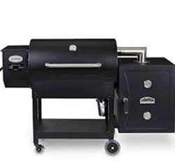 Louisiana Grills Backyard Pro with Smokebox