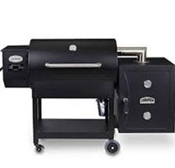 Louisiana Grills Backyard Pro with Smokebox