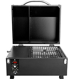 Traeger 15″ PTG+ Electric Grill