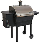 8. Camp Chef PG24S Smoker Deluxe