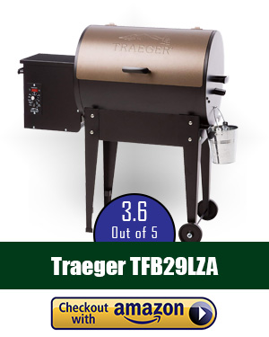 Traeger grill review: a grill that can bring smile on your face