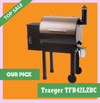 Traeger-Grill