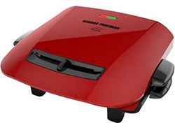 George Foreman Removable Plate Electric Grill