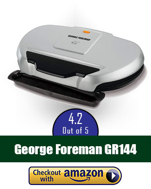 best george foreman grill review: the best grill George Foreman has to offer