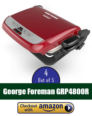 best george foreman grill review: perfectly versatile in every way possible