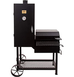 Oklahoma Joe's Bandera Offset Smoker