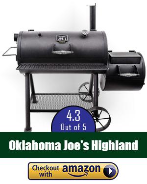Top 5 Oklahoma Joe's Grills (Sep  2019): Reviews and Buyers