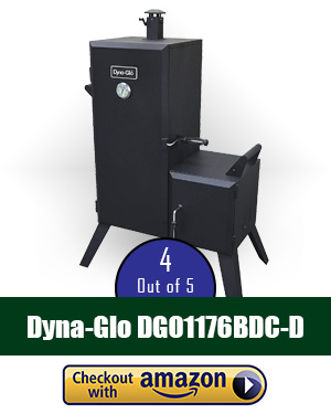 best offset smoker: The best offset smoker Dyna-Glo DGO1176BDC-D Charcoal Offset Smoker