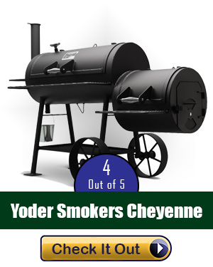 best offset smoker: Yoder Smokers Cheyenne