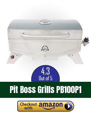 pit boss grill review: the best portable choice from pit boss