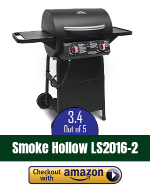 Smoke Hollow LS2418-4 Gas Grill